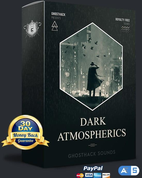 Ghosthack Sounds Dark Atmospherics WAV-DISCOVER
