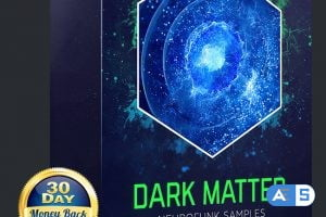 Ghosthack Sounds Dark Matter WAV XFER RECORDS SERUM-DISCOVER