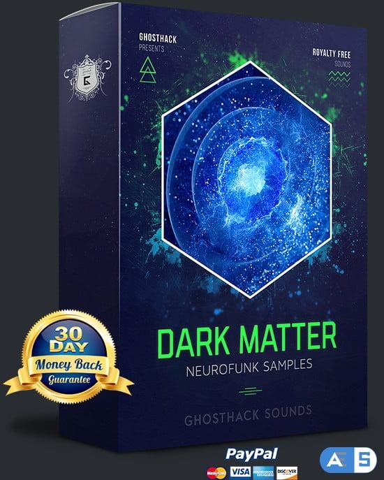 Ghosthack Sounds Dark Matter WAV XFER RECORDS SERUM-DISCOVER