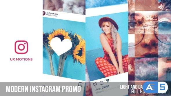 Videohive Modern Instagram Promo 28328110