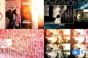 Videohive Fashion Show 5992321
