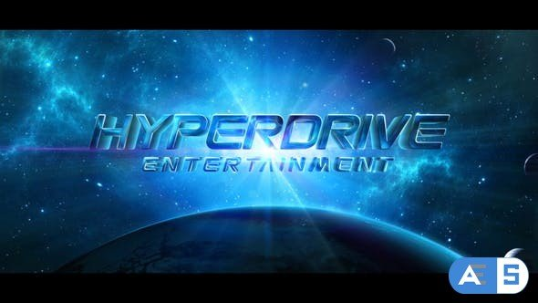 Videohive Hyperdrive Intro 28413658