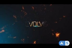 Videohive Evolve – Powerful Cinematic Titles 16691221
