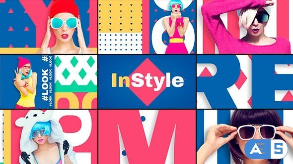 Videohive In Style // Fashion Show Package 17474283