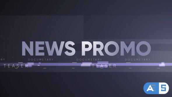 Videohive Documentary Teaser – News Teaser 21456466
