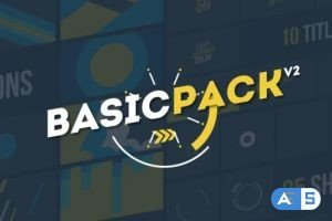 Videohive Basic Pack 21709920