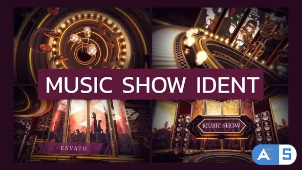 Videohive Music Show Ident 28362397