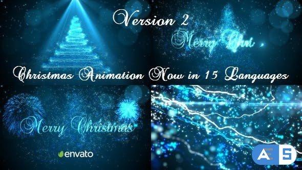 Videohive Christmas 14007896
