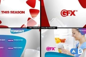 Videohive Gfx TV Broadcast Package 5291905