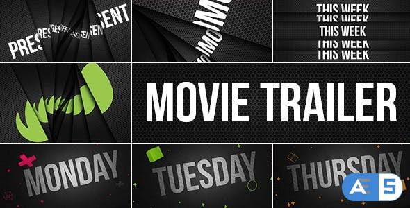 Videohive Movie Trailer 12266240