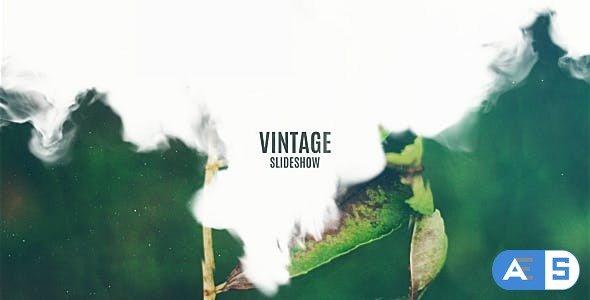 Videohive Vintage Slideshow | Smoke Effect 17419821