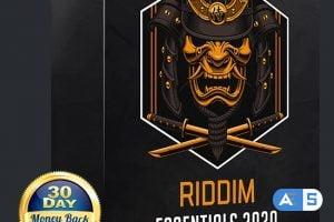 Ghosthack Sounds Riddim Essentials 2020 WAV MiDi-DISCOVER