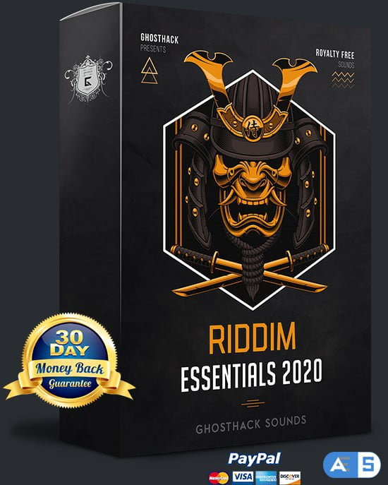 Ghosthack Sounds Riddim Essentials 2020 WAV MiDi-DISCOVER