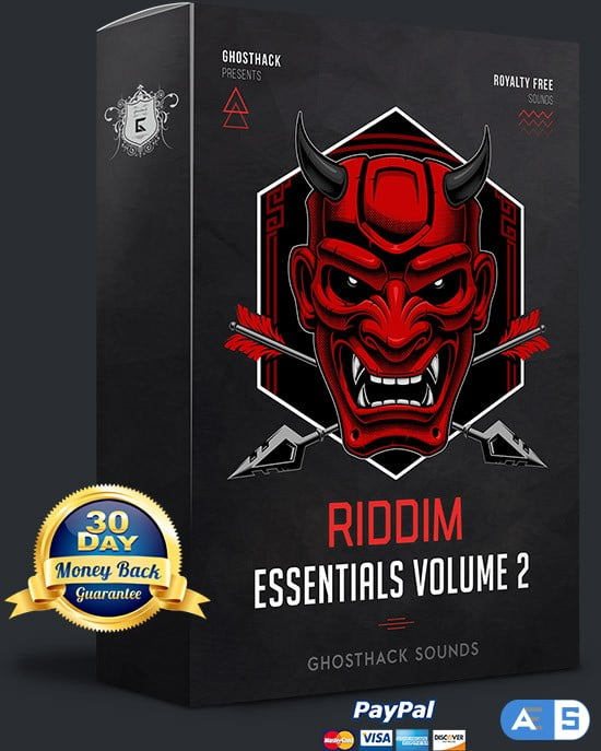 Ghosthack Sounds Riddim Essentials Volume 2 WAV MiDi-DISCOVER