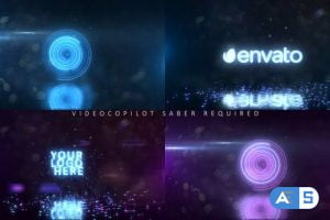 Videohive Spiral Energy Logo 24649601