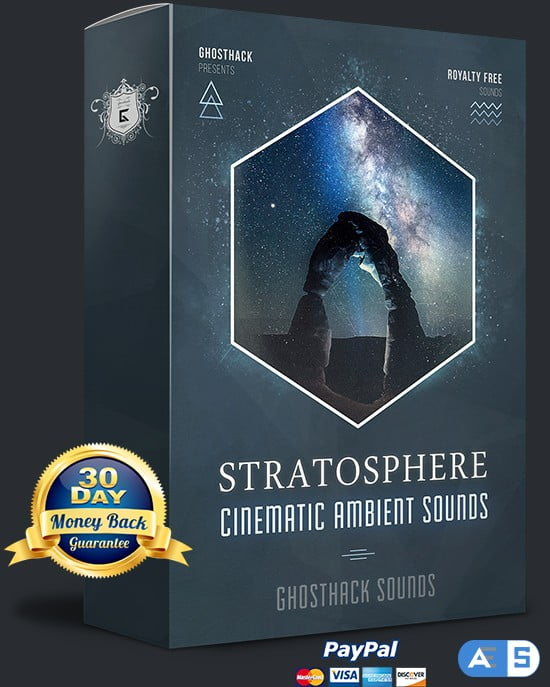 Ghosthack Sounds Stratosphere (CAS) MULTiFORMAT-DISCOVER