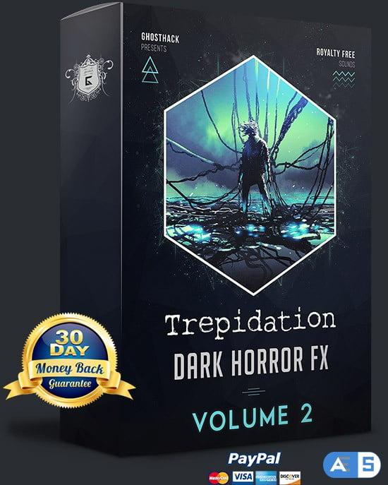 Ghosthack Sounds Trepidation (Dark Horror FX) Volume 2 WAV-DISCOVER