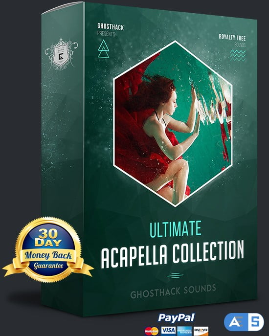 Ghosthack Sounds Ultimate Acapella Collection WAV MiDi-DISCOVER