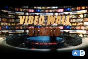 Videohive Video Wall Studio 9820733