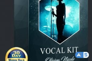 Ghosthack Sounds Vocal Kit Oliviya Nicole WAV-DISCOVER