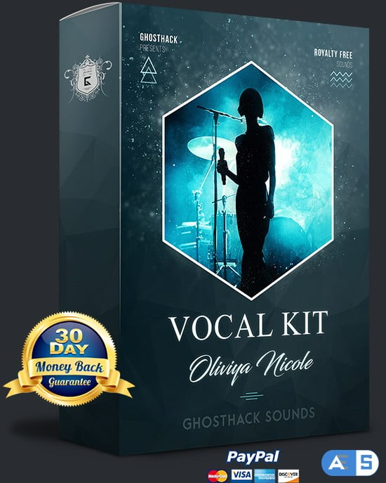 Ghosthack Sounds Vocal Kit Oliviya Nicole WAV-DISCOVER