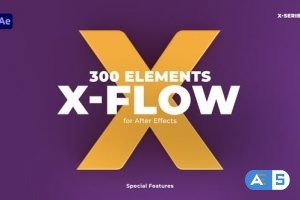 Videohive X-Flow | After Effects 28889226