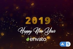Videohive New Year 2019 Countdown 23089663