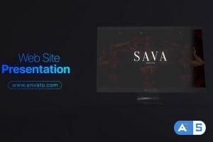 Videohive WepSite Presentation 23412992