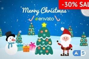 Videohive Christmas 13736872