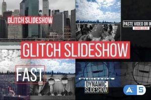Videohive Glitch Slideshow 15275895