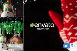 Videohive New Year Card 18537332