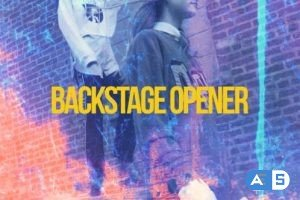 Videohive Backstage Opener 20389017