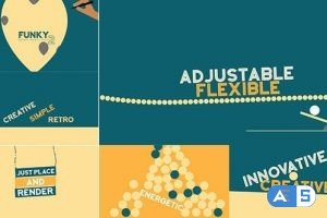 Videohive Funky Display and Titles 2 12900108