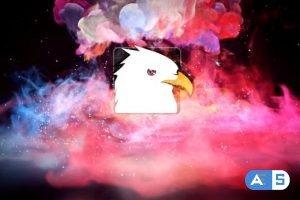 Videohive Colorful Smoke Logo Reveal 23600168