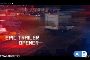 Videohive Epic Trailer Opener 20305544