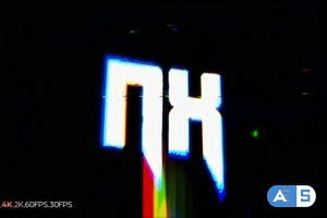 Videohive Fast Glitch Logo 29125975
