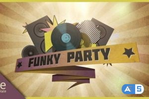 Videohive Funky party 250583