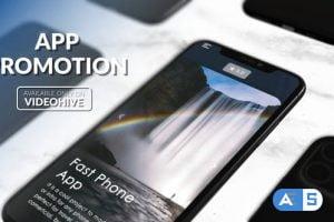 Videohive Fast Phone App Intro 27446752