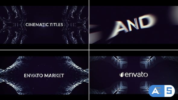 Videohive Abstract Trailer Titles 28752036