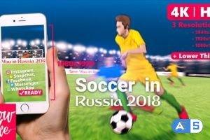 Videohive Soccer 21822769