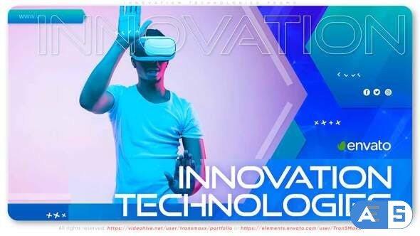 Videohive Innovation Technologies Promo 29131757