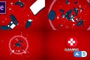 Videohive Game Intro Logo 24916176