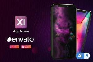 Videohive App Promo – Phone 11 24956403