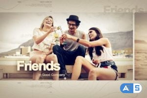 Videohive Nice Moments Of Life 26415114