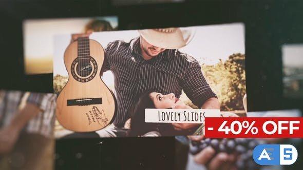 Videohive Lovely Slides 23296455