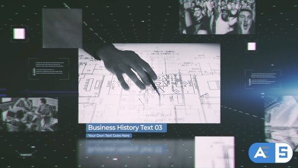 Videohive Epic Business History 24199312