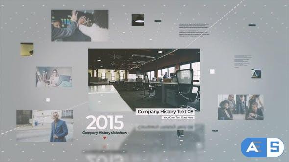 Videohive Company History 22613545