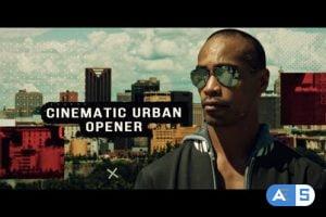 Videohive Cinematic Urban Opener 26684095