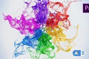 Videohive Playing Paints Logo Reveal – Premiere Pro 23099141