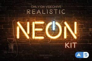 Videohive Neon Kit 28058150